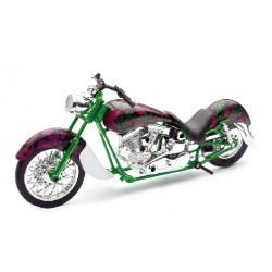 Moto Custom Choppers NewRay - 1/12 eme - réf 57693