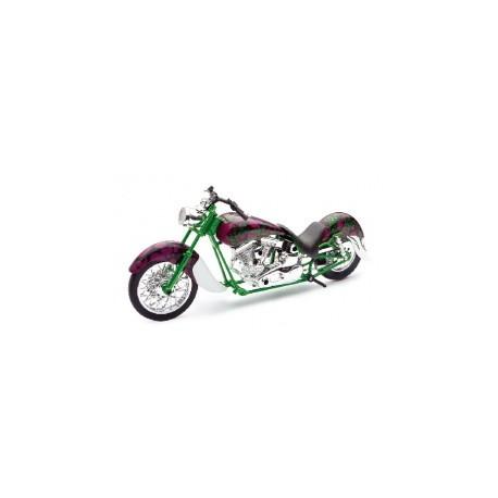 Moto Custom Choppers NewRay - 1/12 eme