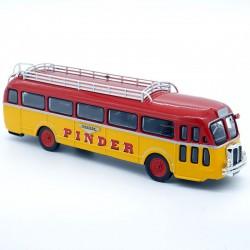 Bus Chausson Pinder - 1/64ème Avec Blister