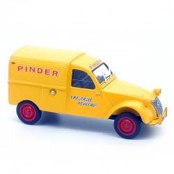 Citroën 2CV - Pinder - 1/43ème sous blister