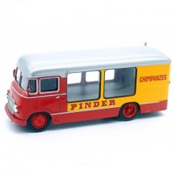Citroën U23 - Pinder - 1/64ème sous blister