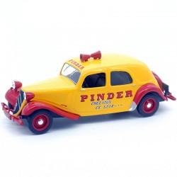 Citroen Traction Pinder - 1/43 ème En boite