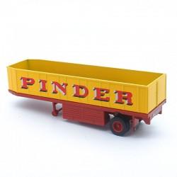 Remorque Pinder - 1/64 - sous blister