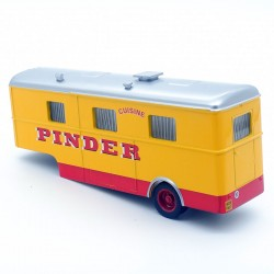 Remorque Pinder - 1/64ème - sous blister