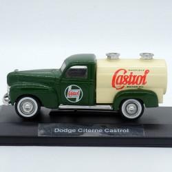 Dodge Citerne Castrol - 1/43ème  - solido en boite