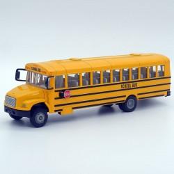 "Bus Americain ""School bus"" - 1/55 - Siku en boite"