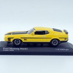 Ford Mustang Mach 1 - Minichamps - 1/43ème en boite