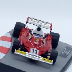 Ferrari 312 T2 - 1977 1/43ème en boite