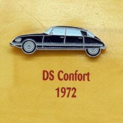 Pin's Citroen DS Confort 1972