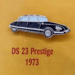 Pin's Citroen DS 23 Prestige 1973