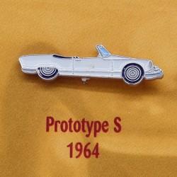 Pin's Citroen Prototype S 1964