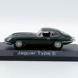 Jaguar Type E - 1/43ème - en boite