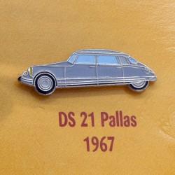 Pin's Citroen DS 21 Pallas 1967