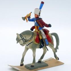 Chasseur à Cheval de la Garde Trompette