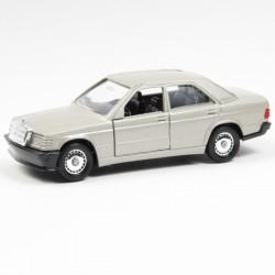Mercedes 190 - Grise - Solido - 1/43 - sous blister