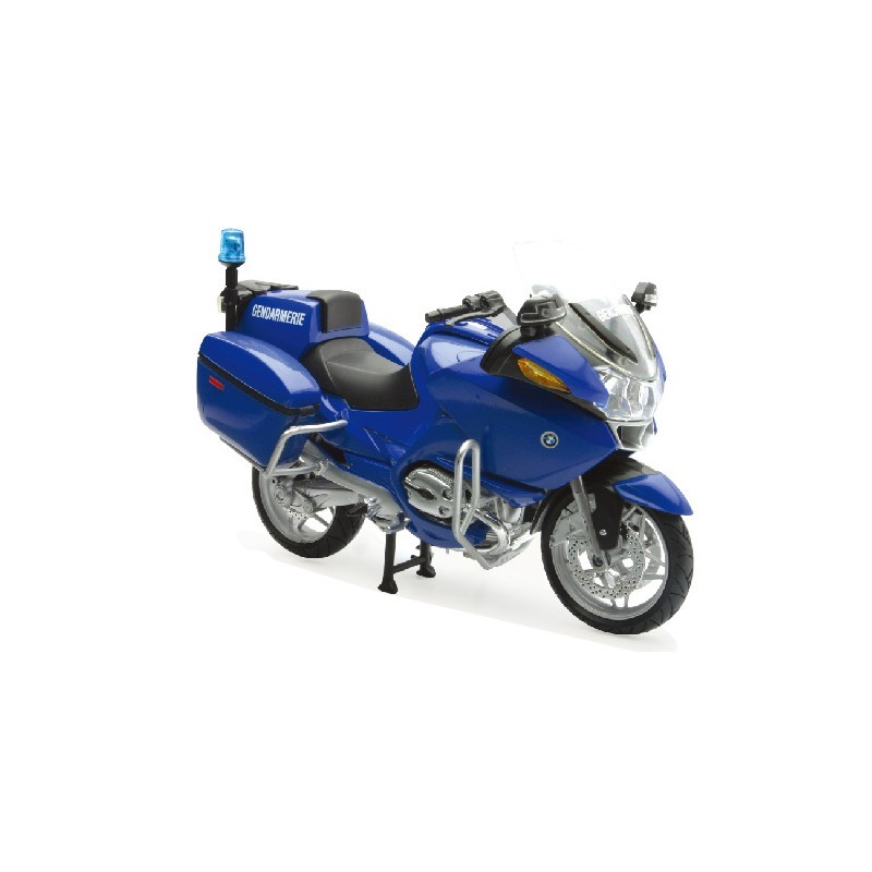 moto de gendarmerie bmw r1200rtp 1 12 newray miniatures discount. Black Bedroom Furniture Sets. Home Design Ideas