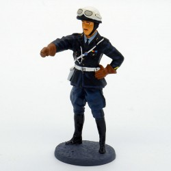 Gendarme Motocycle en Plomb...