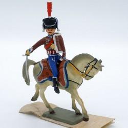 Officier regiment des...