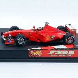 Ferrari F399 - Hotwheels - 1/43ème Sur socle