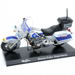 Harley Davidson Boston Police Department