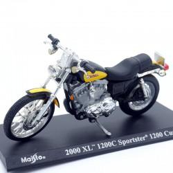 Harley Davidson 2000 XL 1200C Sportster 1200 Custom