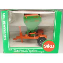 Siku - Epandeur d'engrais 1/32 - réf 2269