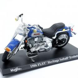 Harley Davidson 1986 FLST Heritage Softail Evolution