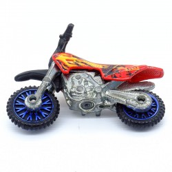 Moto - Hot Wheels - 3 Inches En boite