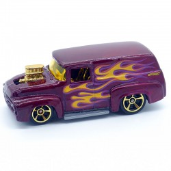 '56 Ford - Hot Wheels - 3 Inches En boite