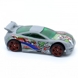 Seared Tuner - Hot Wheels - 3 Inches En boite