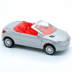 Peugeot 206CC - Norev - 3 Inches En boite