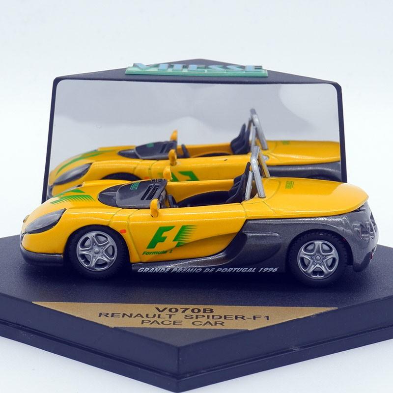 Renault Spider: Renault Spider F1 Pace Car