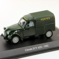 Citroen 2cv AZU 1962 - La Poste - 1/43 En boite