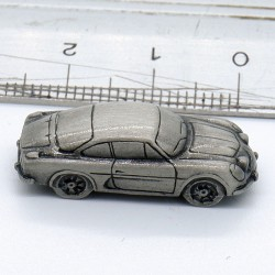 Renault Alpine A110 - Miniature en Etain