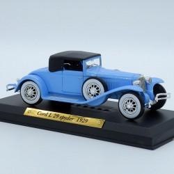 Cord L 29 Spyder 1929 - 1/43ème En boite