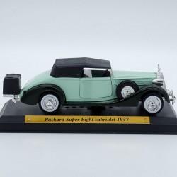 Packard Super Eight Cabriolet 1937 - 1/43ème En boite