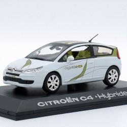 Citroën C4 HybrideHDi -...