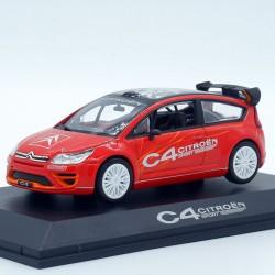 C4 Citroën sport - 1/43ème...
