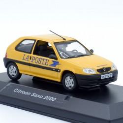 Citroën Saxo 2000 -1/43ème...