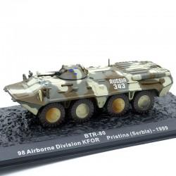 Véhicule blindé BTR-80 -...