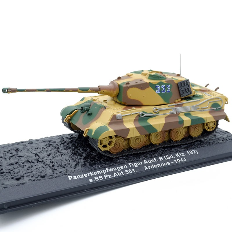 Tank Panzerkampfwagen Tiger Aust. B