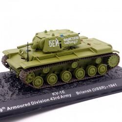 Tank KV-1E - URSS - 1/72ème...