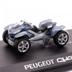 Peugeot Quark - 1/43 ème En...