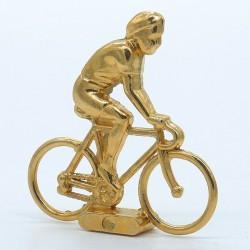 Pion de Jeu - Cycliste - En Métal