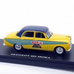 Peugeot 403 Moka - 1/43ème...