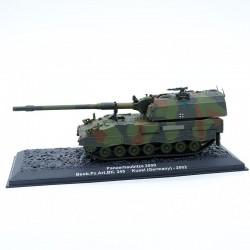 Tank Panzerhaubitze 2000 - 1/72 ème En boite