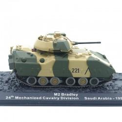 Tank M2 Bradley - Arabie Saoudite - 1/72ème en boite