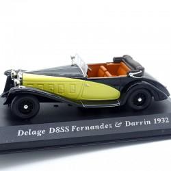 Delage D8SS 1932 - 1/43ème...