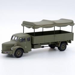 Camion Berliet GLR 8 Militaire Bâché