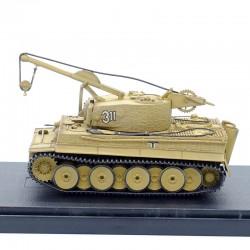 Tank - Bergepanzer - Tiger...